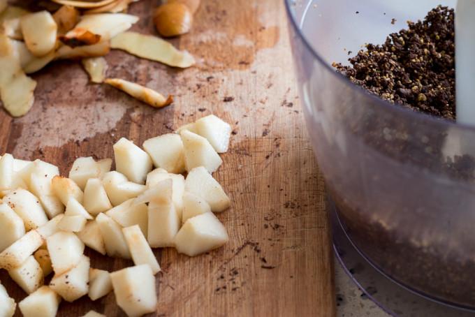 Pear And Pistachio Crisp Recipe — Dishmaps