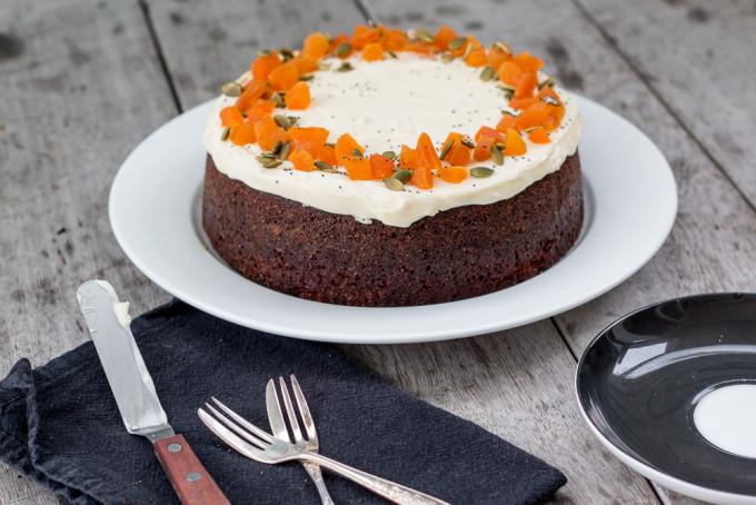 Carrot Cake Melbourne